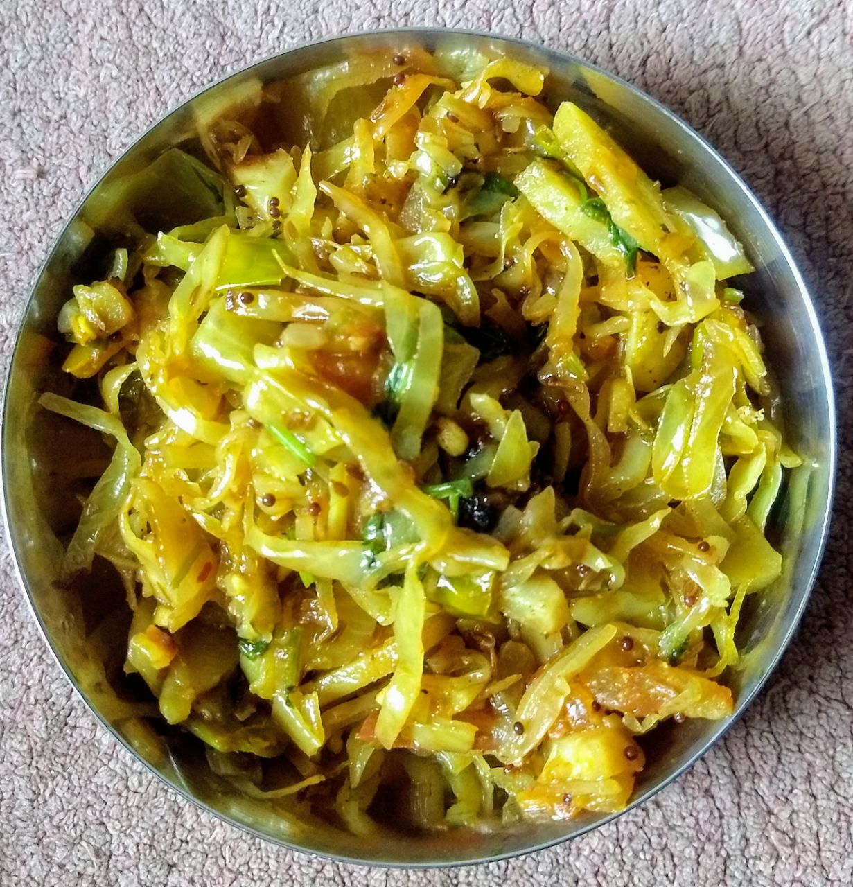 Rasoi_Recipes_Delicious Cabbage