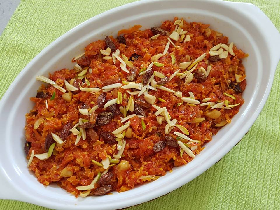 Rasoi_Recipes_Gajar Halwa