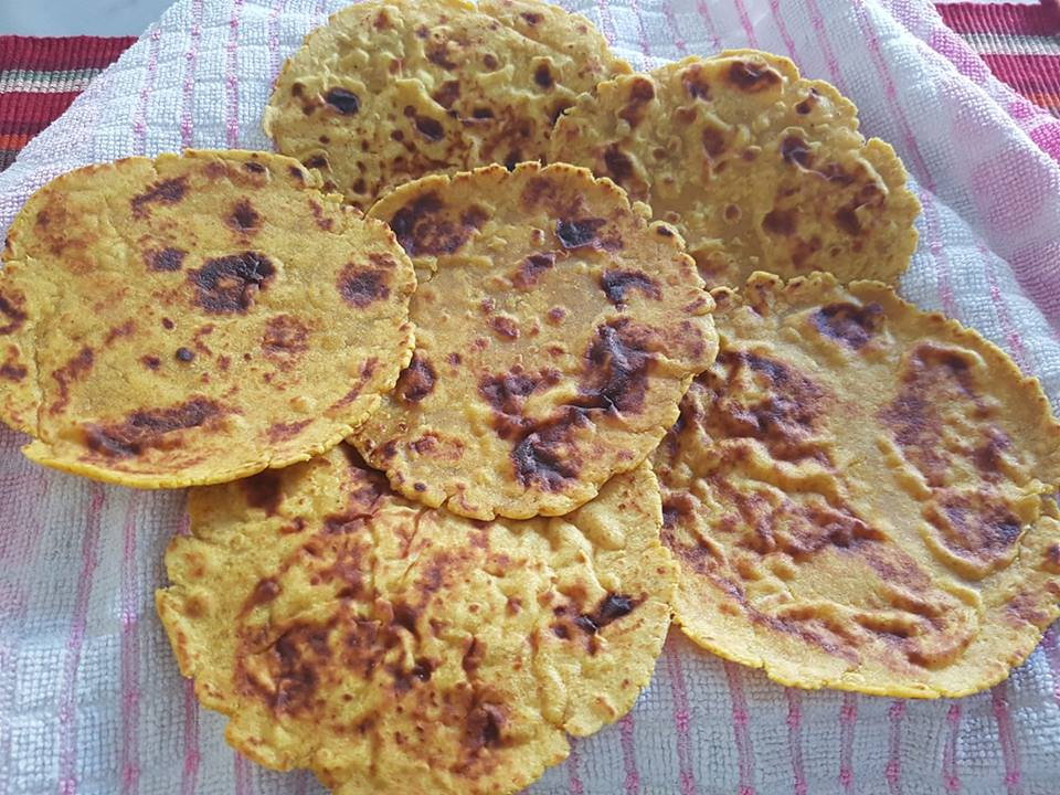 Sweet Potato Roti-by-Rasoirecipes
