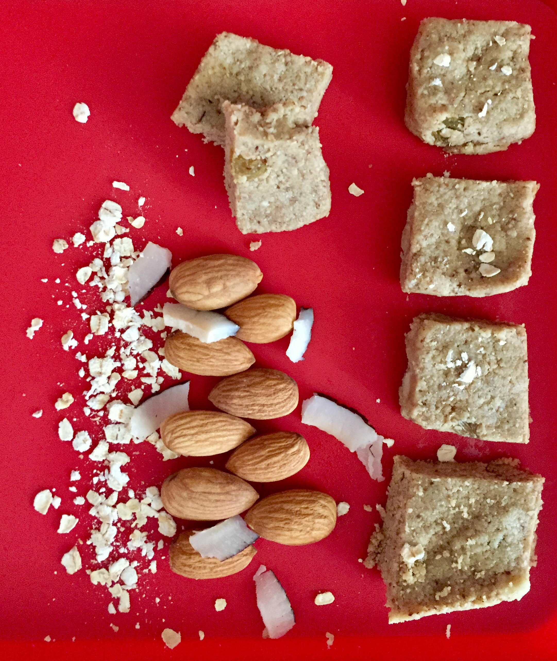 Healthy Oats Bites-by-Rasoirecipes