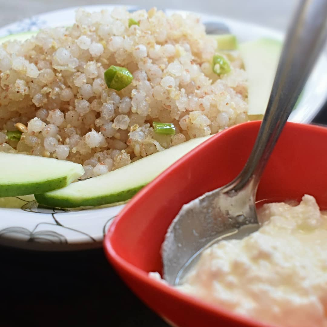Rasoi_Recipes_Sabudana Khichdi